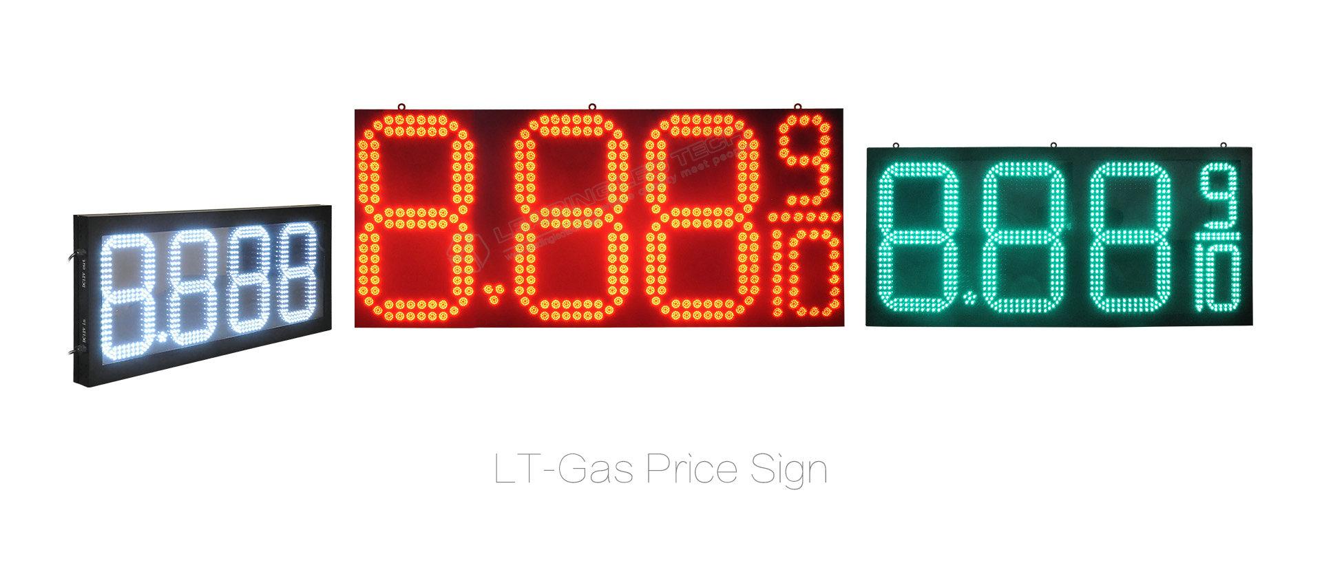 Gas Price sign Price watcher manufacturer
