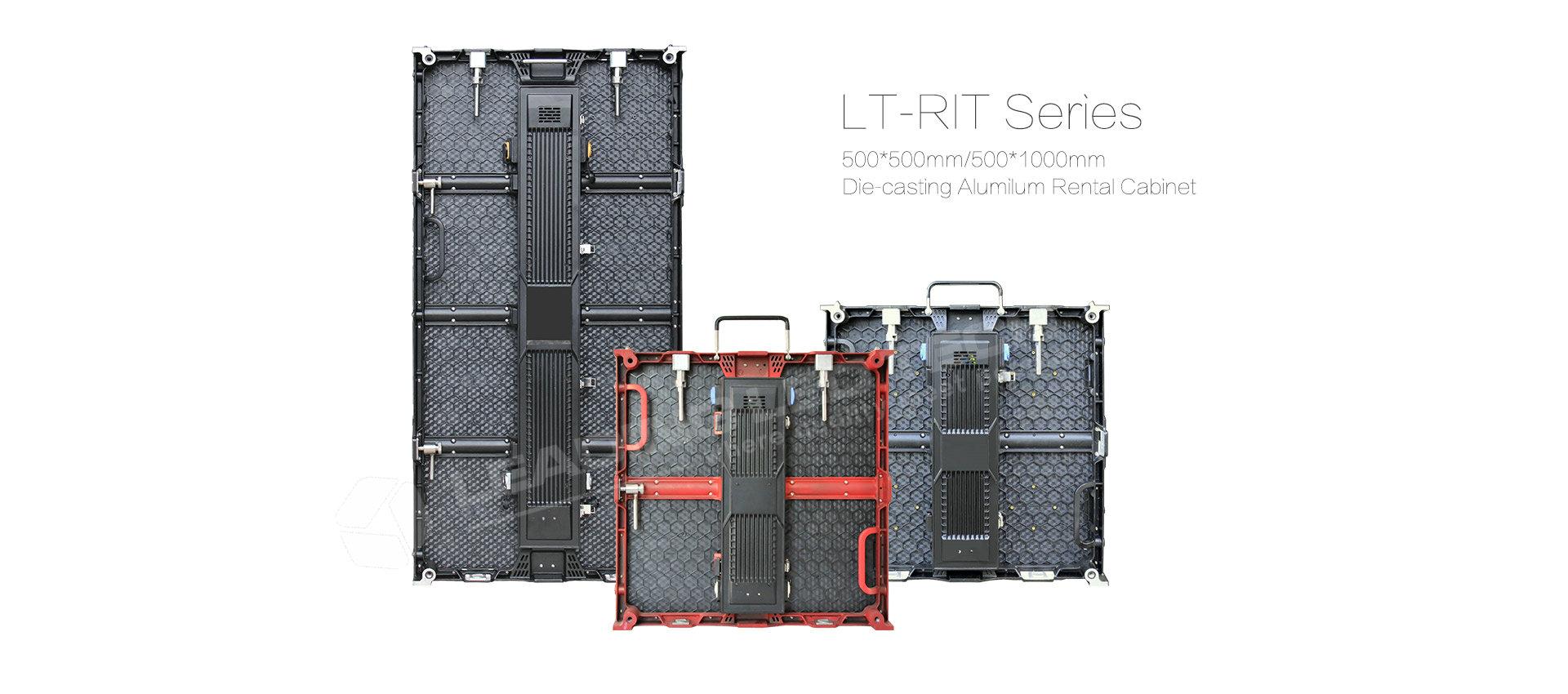 500*500mm, 500*1000mm indoor rental LED cabiinets