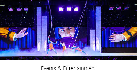 3 Events & Entertainment
