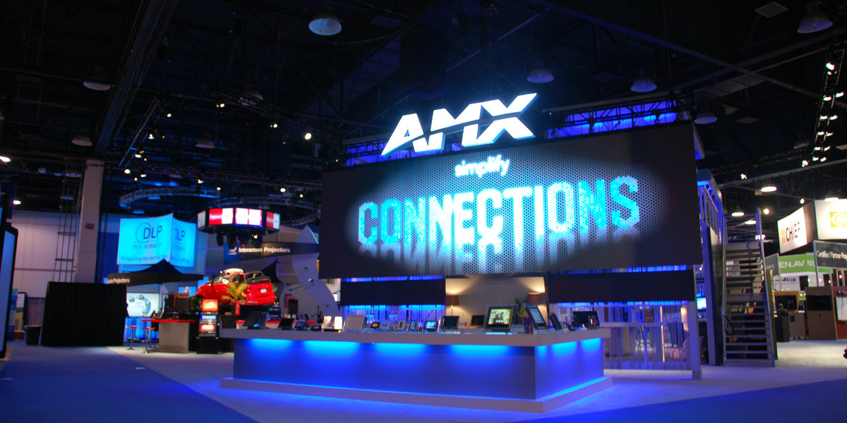 AMX booth