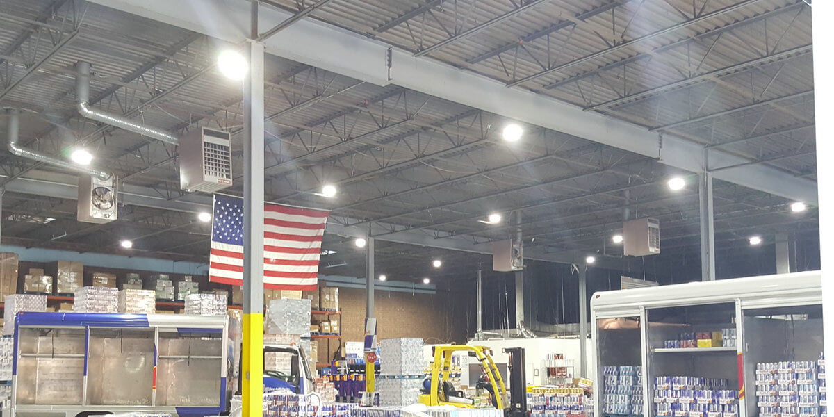 LED High Bay in US