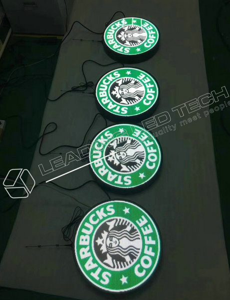 LED Logo Display