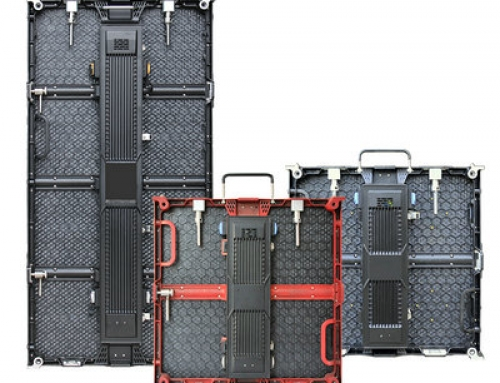 3.91/4.81/5.95mm 500*500/500*1000mm Rental LED Video Wall Panel | LT-RIT Series