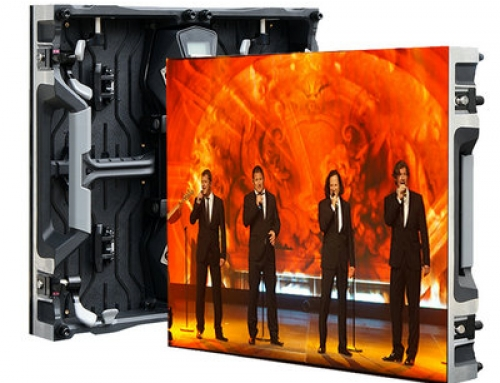 2.6/3.91mm 500*500mm Hight End Rental LED Video Wall Panel | LT-RIX Series