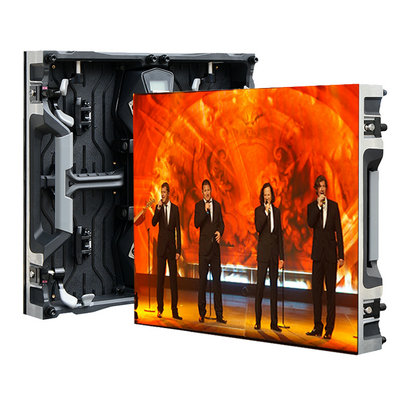 High end rental LED video wall panel