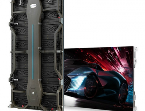 4.81/5.95/7.81/8.93mm Pixel Pitch 500*1000mm Rental LED Video Wall Panel| LT-ROQ Series
