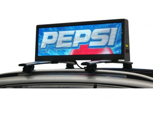 Taxi Top LED Display| LT-Taxi BV Series