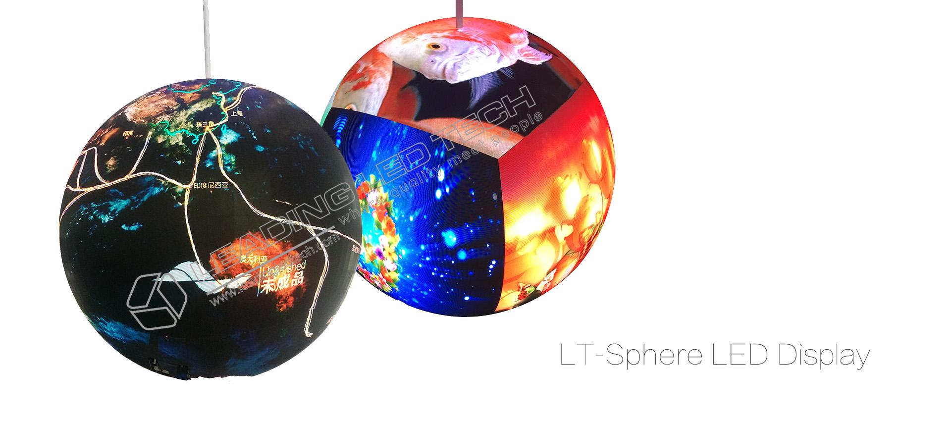 Sphere-LED-Display- factory